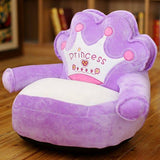 Prince / Princess Toddler Sofa
