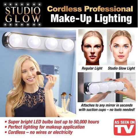 Studio Glow Make-up Light