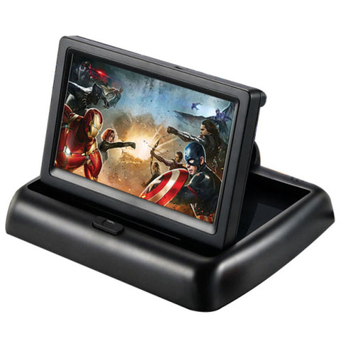 Security TFT Monitor 4.3''