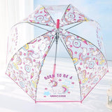 Unicorn Umbrella (Assorted Colours)