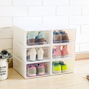 Stackable Shoe Boxes