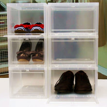 Load image into Gallery viewer, Stackable Shoe Boxes