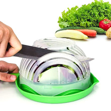 Load image into Gallery viewer, Chef's 60 Second Salad Slicer