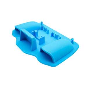 Silicone Wall Mounted Toiletry Holder