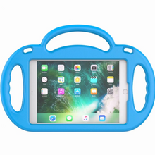 Load image into Gallery viewer, Full Cover iPad Case with Stand and Handle for Kids – 2 Colors