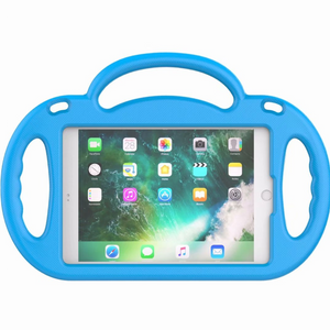 Full Cover iPad Case with Stand and Handle for Kids – 2 Colors