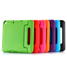 Load image into Gallery viewer, Full Cover Kids iPad Case - 6 Colors