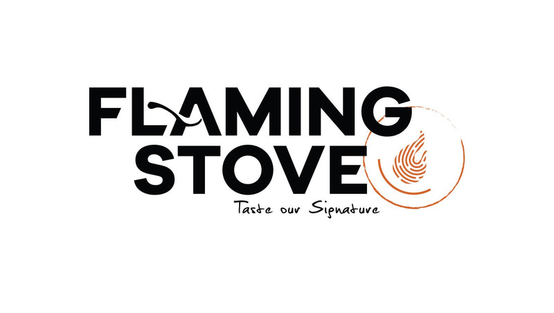 Flaming Stove