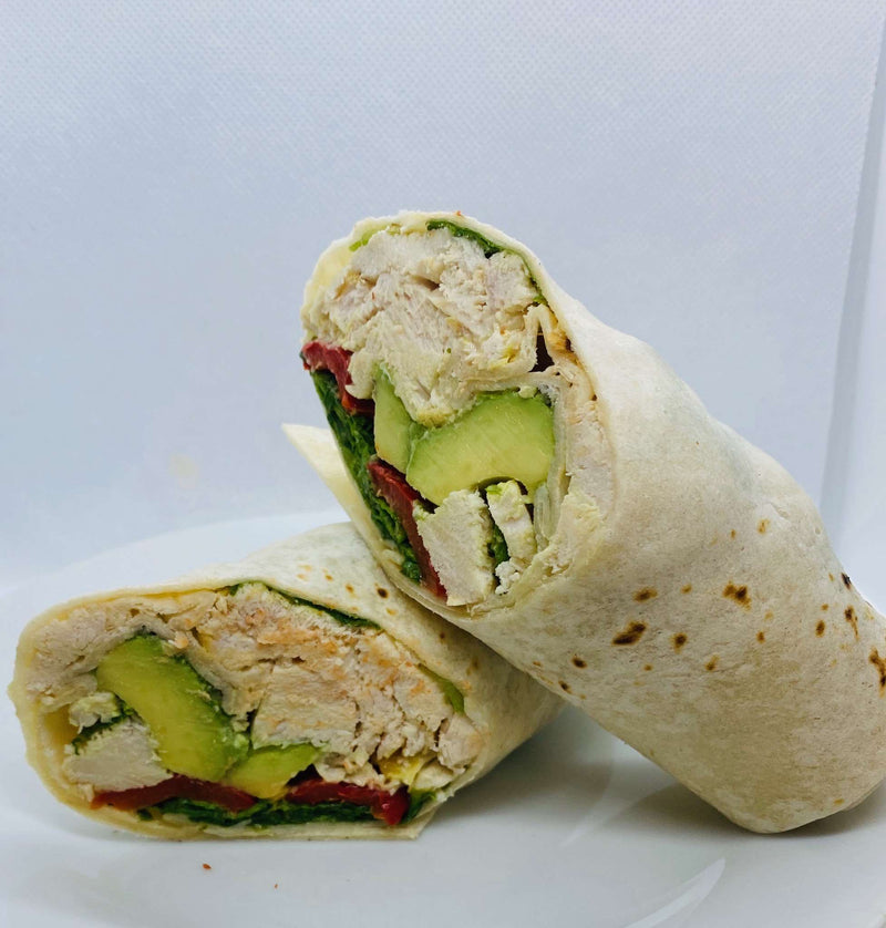 Barbeque Wrap