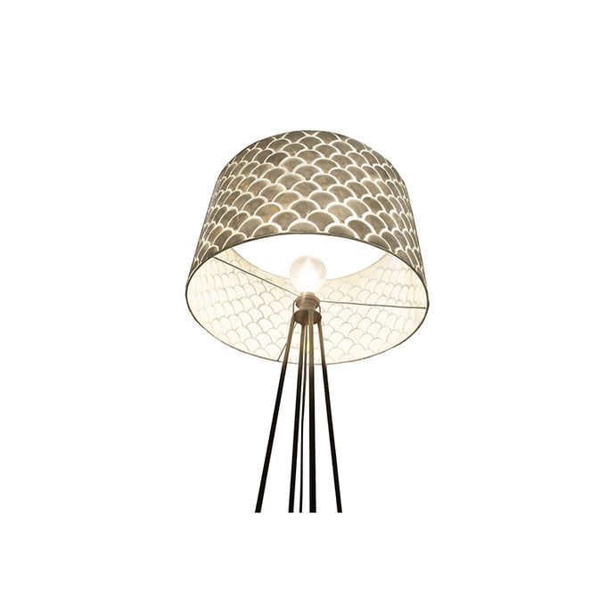 Shade Lamp Schelpen Wit Design