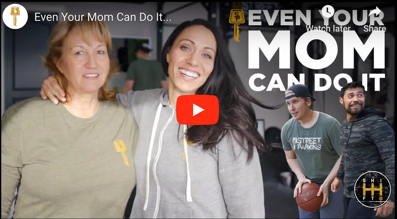 Even Your Mom Can Do It…