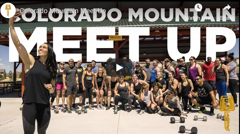 Colorado Mountain Meet Up
