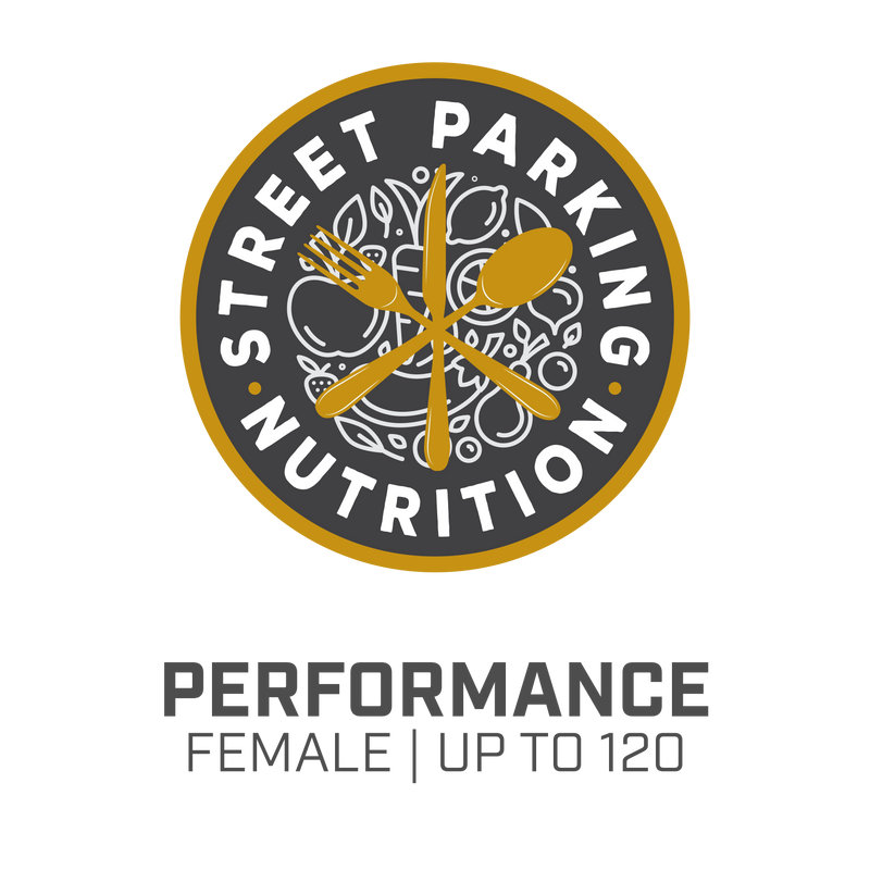 Performance | Female | Up to 120