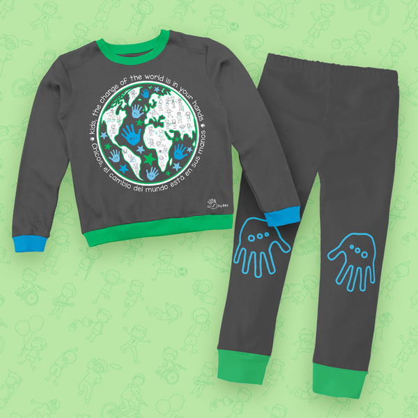 Pijama Icono Niño - Million Hands 2 Pack