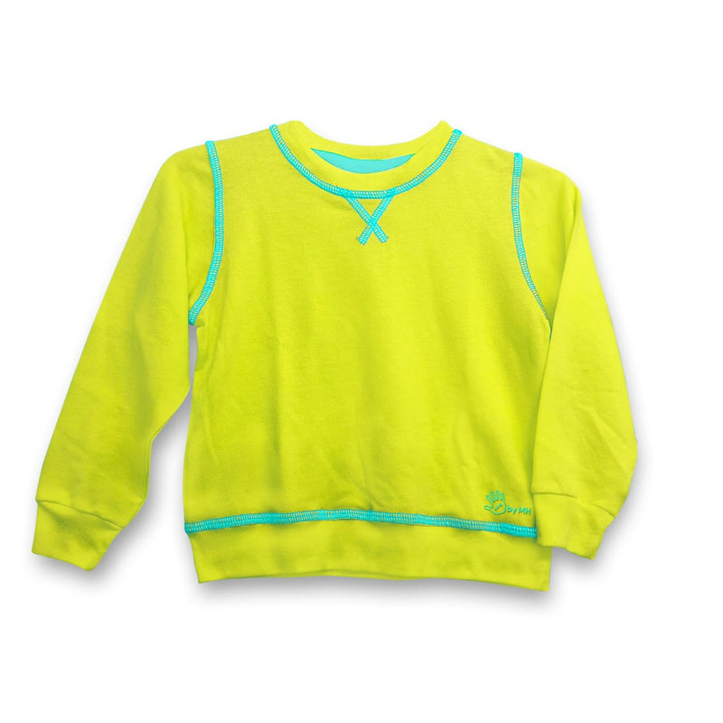 Sudadera Limón Niño - Million Hands