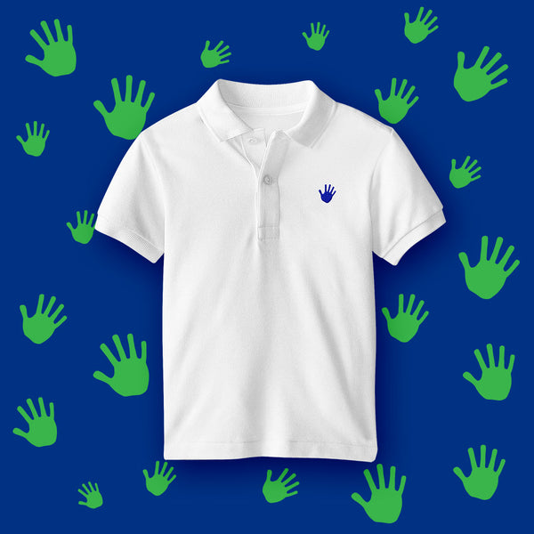 Playera Polo Niño - Million Hands