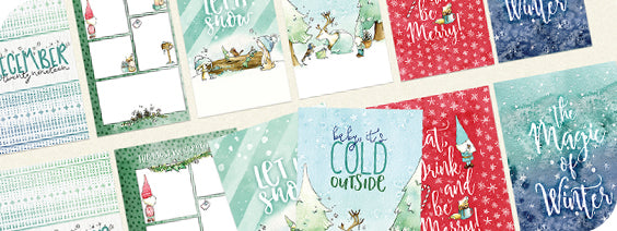 Collaboration with Cocoa Daisy for December