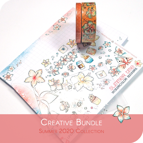 Late Summer 2020 Collection - CREATIVE BUNDLE