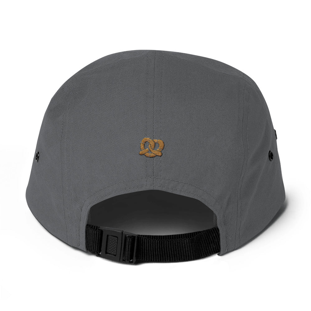Pretzel Dealer 5 Panel Camper Hat