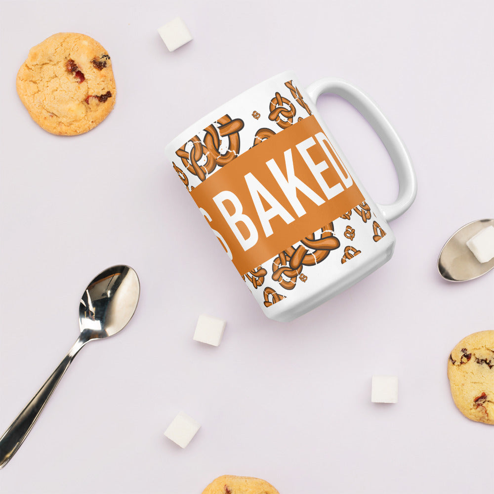 ALWAYS BAKED Coffee Mug