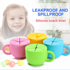 Snack Silicone Cup