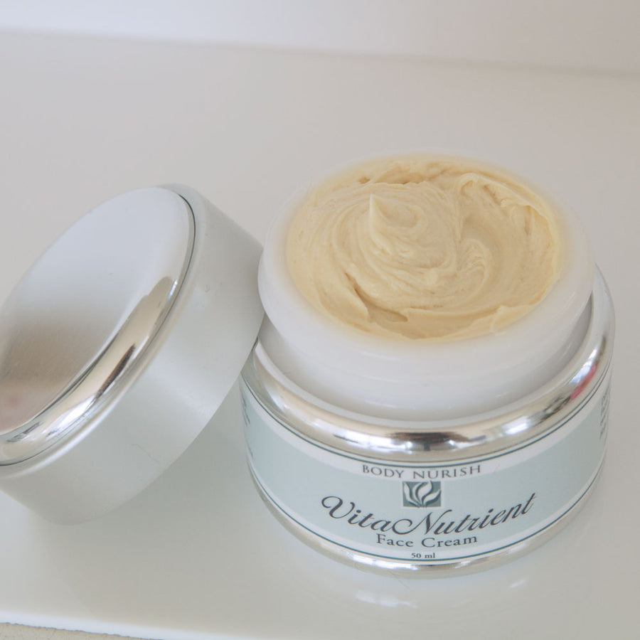 Body Nurish VitaNutrient Face Cream