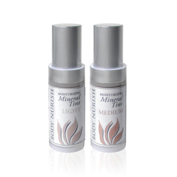 Body Nurish Moisturizing Mineral Tints