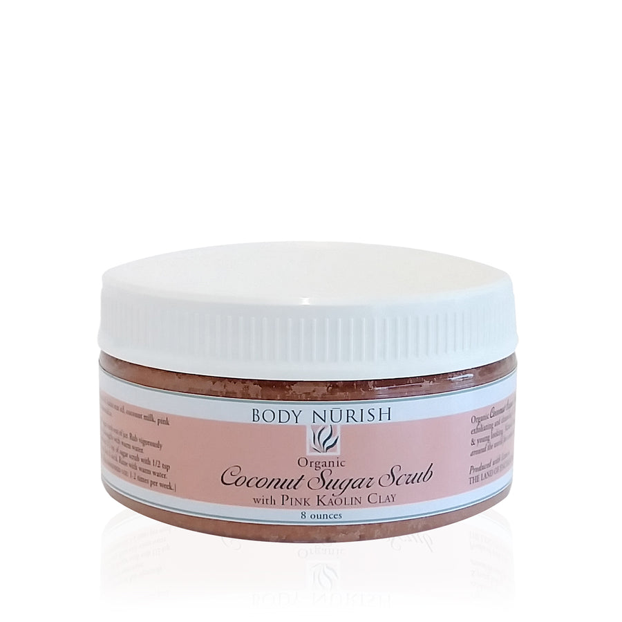 Body Nurish Organic Coconut Sugar Scrub