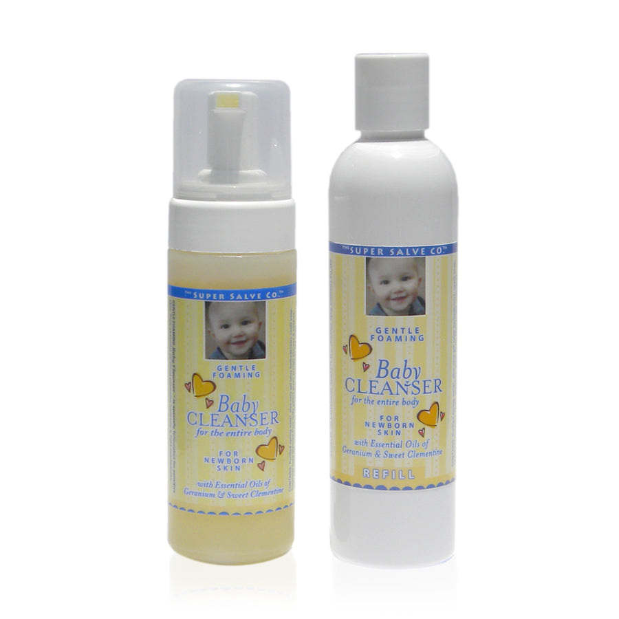 Gentle Foaming Baby Cleanser