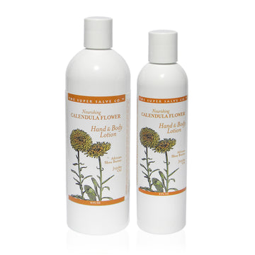 Scent of the Herb Calendula Flower Hand & Body Lotion