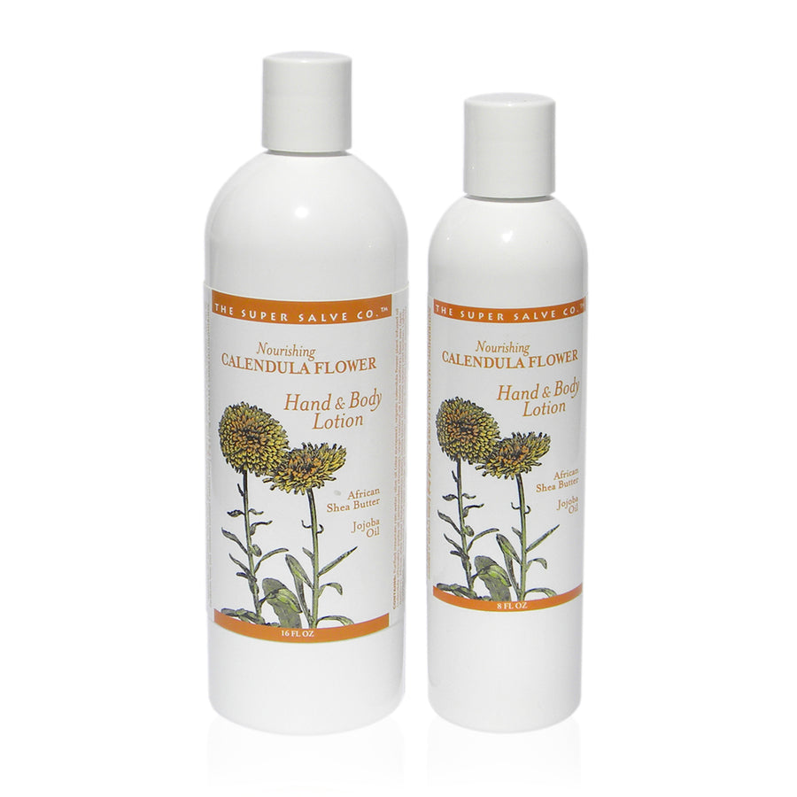 Scent Of The Herb Calendula Flower Hand and Body Lotion