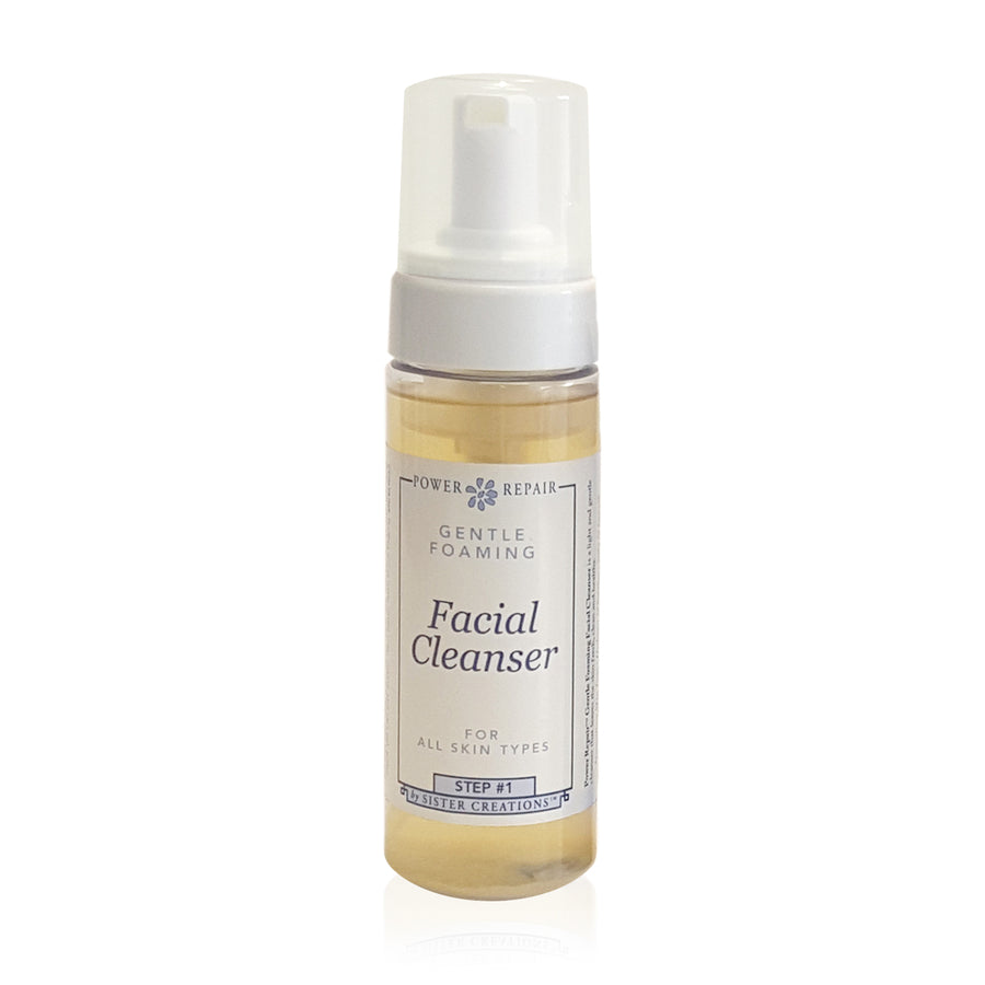 Power Repair Gentle Foaming Facial Cleanser