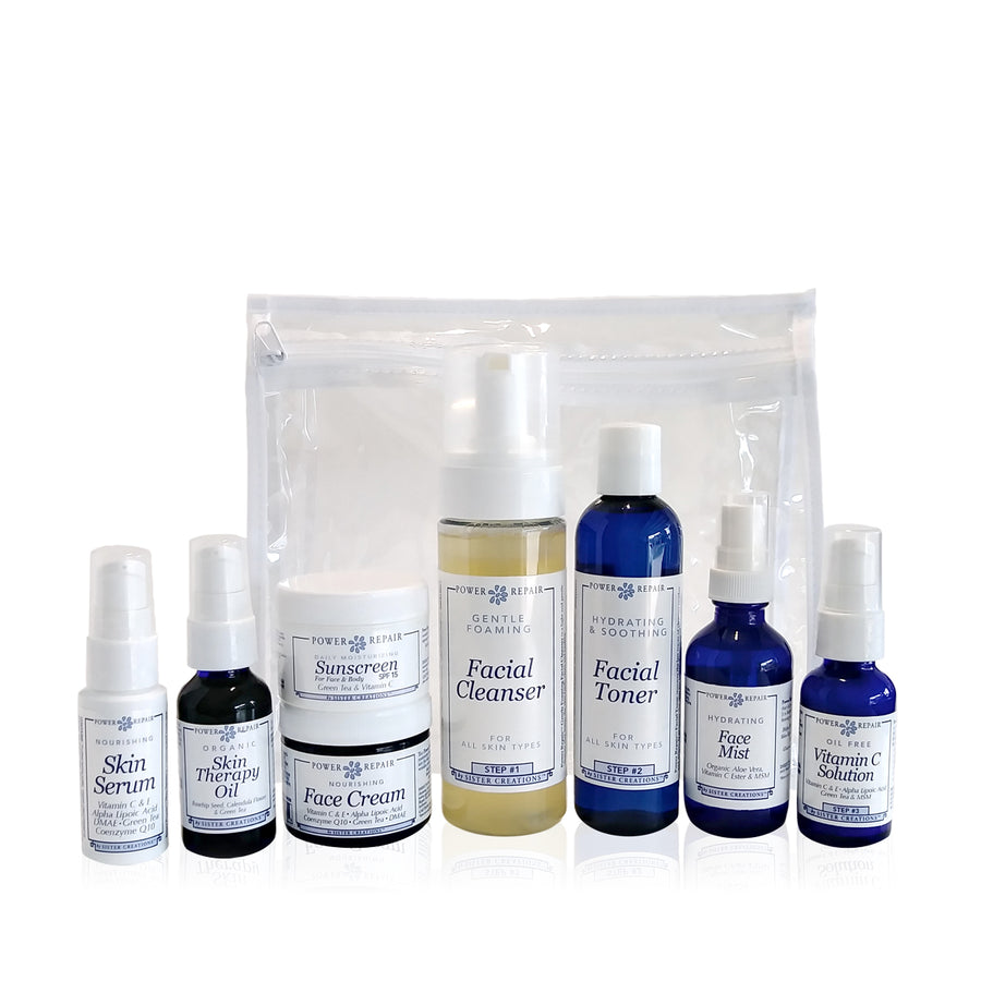 Power Repair Facial Kit