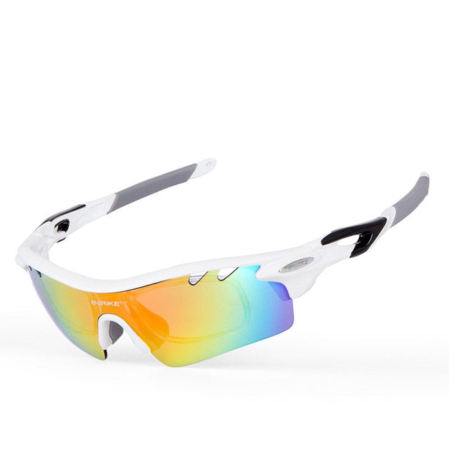 447d40bf34 Cycling Glasses Men Women Polarized Bike Eyewear Bicycle Goggles Outdoor  Sports Bicycle Sunglasses Goggles 5 Groups