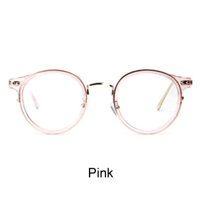 a2e488736f Ralferty Glasses Transparent Women Eyewear Frames Clear Decorative  Eyeglasses Optical Prescription Glasses Spectacle Frame 3210