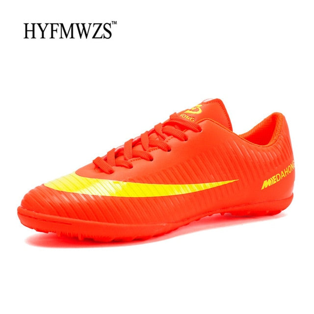 b26af85940 Soccer Shoes Superfly Original TF Kids Football Boots - taifashop