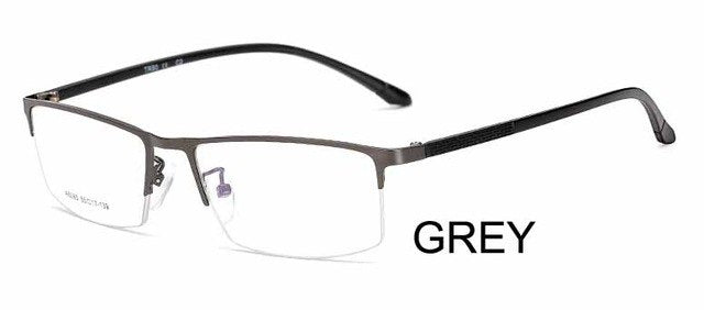 8107bb31db Feishini Light Weight 16G Eyeglasses Frame TR90 Computer Optical Glasses  Frame Men Spectacle Frame Male Transparent
