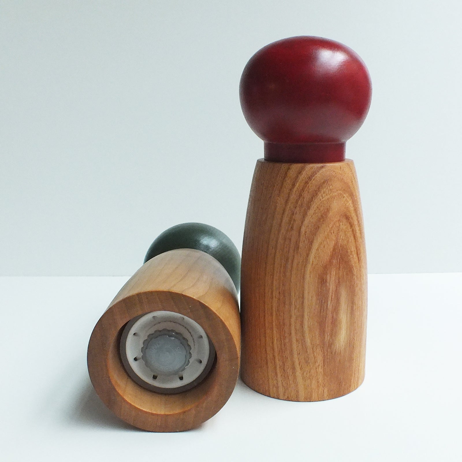 colourful spice grinder