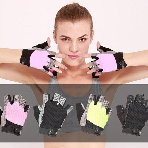 Sports Fitness WeightLifting Gloves