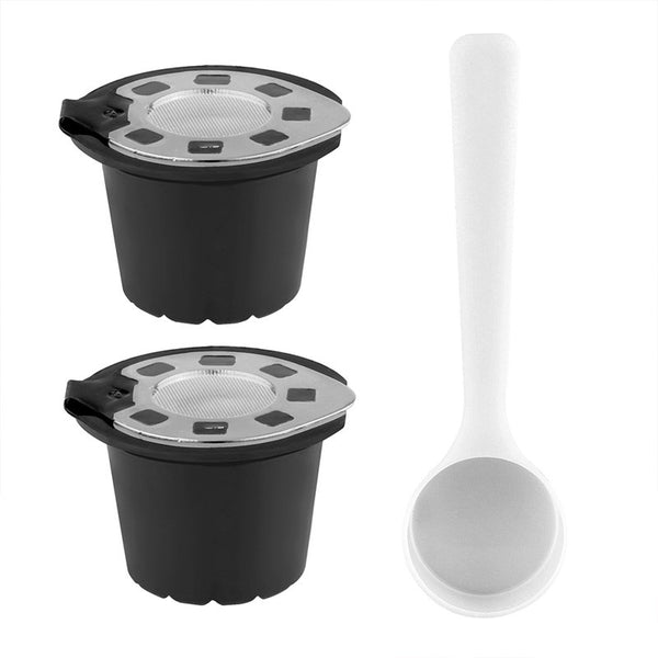 REUSABLE COFFEE CAPSULES (SETS)
