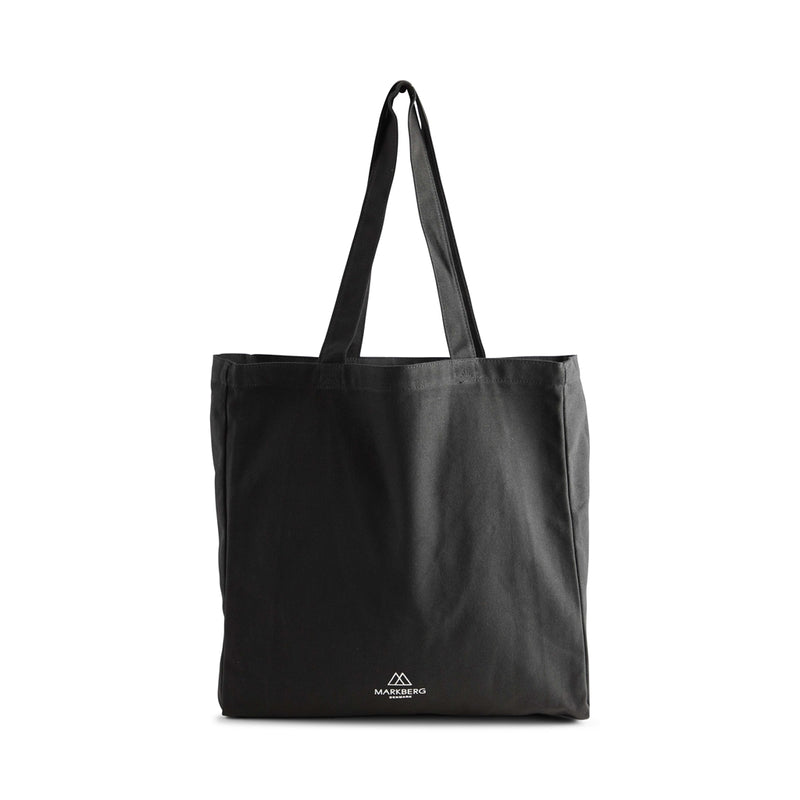 ISIDORAMBG 99 PROBLEMS SHOPPER RECYCLED BLACK