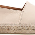 SHOES LIKE CANDY 245 BEIGE / MUSTA NAHKA ESPADRILLE