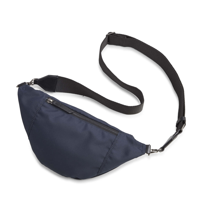 ELINOR BUM BAG RECYCLED NAVY