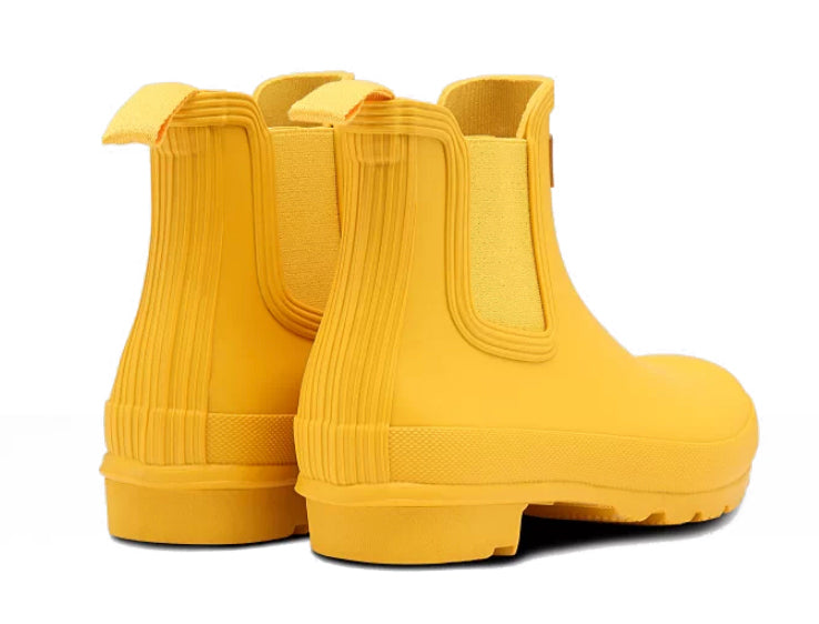 WOMEN'S ORIGINAL CHELSEA BOOTS YELLOW