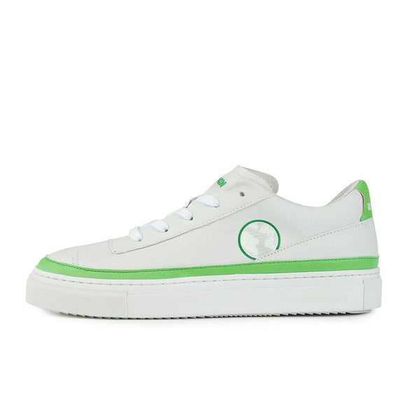 KOMRADS APL LOW APPLE GREEN UNISEX OMENANAHKA TENNARIT