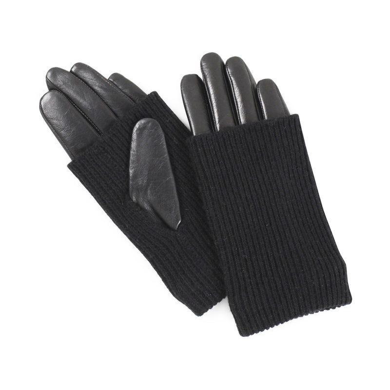 HELLY GLOVE-BLACK-BLACK