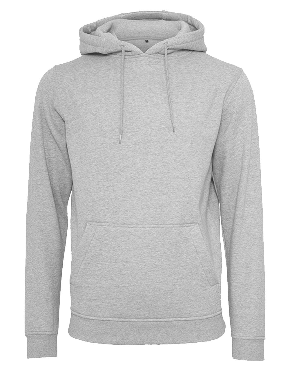 Simple - Sweat à Capuche Gris