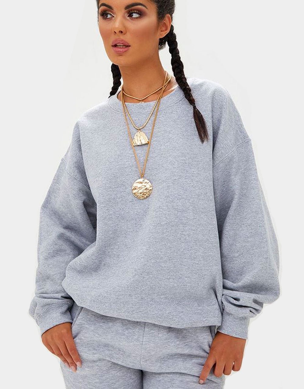 Sweat Simple is Better Gris