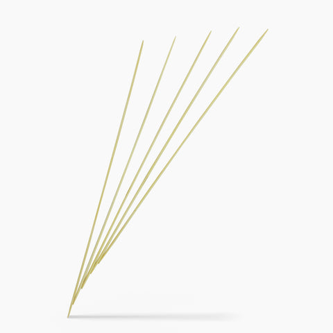 2.25mm #1 10-Inch Bamboo Double Point Knitting Needles