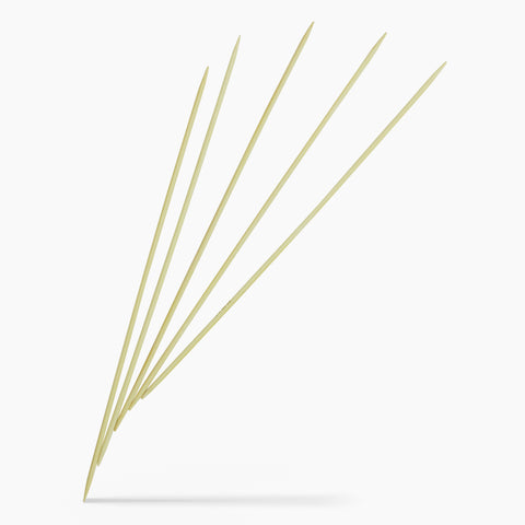 3.75mm #5 10-Inch Bamboo Double Point Knitting Needles